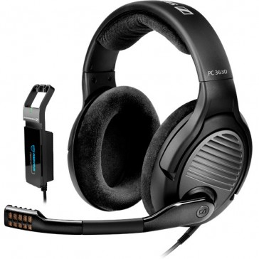Auriculares Sennheiser PC363D 3D G4ME 7.1 Surround
