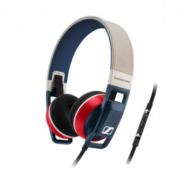 Auriculares Sennheiser Urbanite - Nation -Iphone