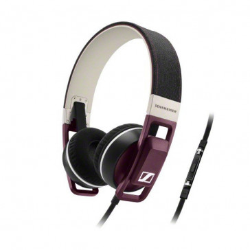Auriculares Sennheiser Urbanite - Plum - Iphone