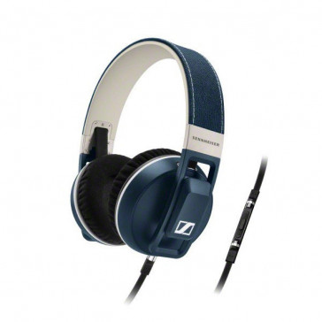 Auriculares Sennheiser Urbanite XL - Denim -Iphone