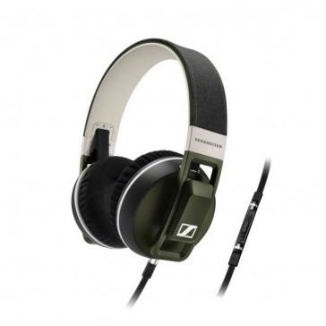 Auriculares Sennheiser Urbanite XL - Olive -Iphone