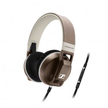 Auriculares Sennheiser Urbanite XL - Sand - Iphone