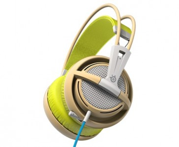 Auriculares SteelSeries Siberia 200- Gaia Green