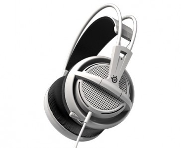Auriculares SteelSeries Siberia 200- White