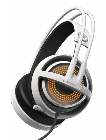 Auriculares SteelSeries Siberia 350- White