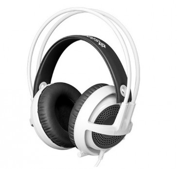 Auriculares Steelseries Siberia v3 - Blanco
