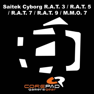 Surfers Corepad Skatez para Saitek Cyborg R.A.T 3,5,7,9 / TE / Tournament Edition / MMO / MMO TE