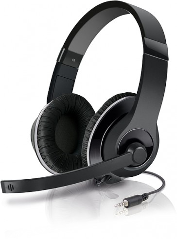 Auriculares Speedlink Aux Stereo - SL-8755-BKSV