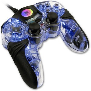 Gamepad Speed-Link Crystal  Pad - PS2