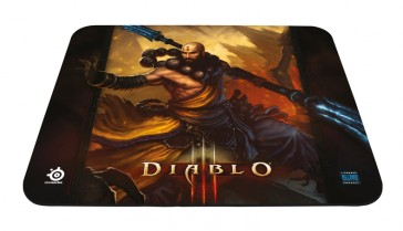 Alfombrilla SteelSeries QcK Diablo III - Monk