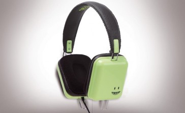 Auriculares On Earz Stromae Mostear Green