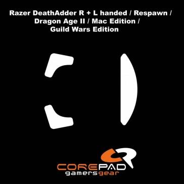Surfers Corepad Skatez para Razer DeathAdder Zurdos/2013/Chroma