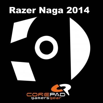 Surfers Corepad Skatez para Razer Naga 2014 / Naga Chroma