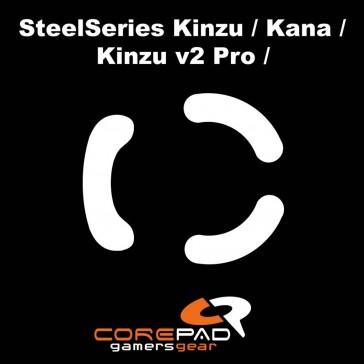 Surfers Corepad Skatez para SteelSeries Kinzu / v2 Pro / v3 / Kana / Kana v2
