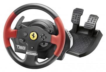 Volante ThrustMaster T150 Ferrari Ed - PS4/PS3/PC