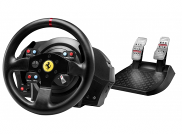 Volante Thrustmaster T300 Ferrari GTE - PC PS3 PS4