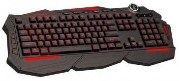 Teclado Mars Gaming MK3 - Retroiluminado