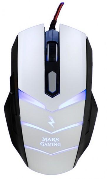 Ratón Mars Gaming Zeus MMZE1