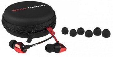 Auriculares Mars Gaming MIH2  In-Ear
