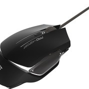 Ratón ThunderX3 TM20 Gris Gaming Pro- 4000 DPI