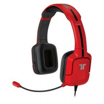 Auriculares Tritton Kunai - Rojo -  PS3/PS4/PsVita