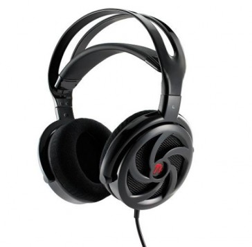 Auriculares TTesports Shock Spin HD - Negro