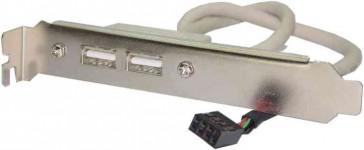 Bahía PCI 2x USB