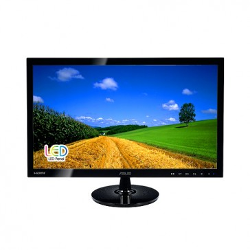 "Monitor Asus 21.5"" VS228H - LED - Multimedia - DVI"