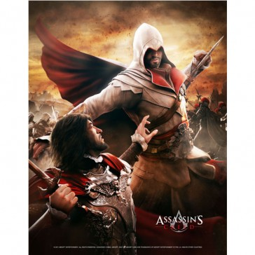 WallScroll - Assassin´s Creed - Death from Above