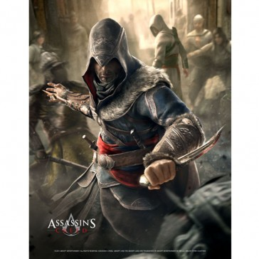 WallScroll - Assassin´s Creed - Fight your way