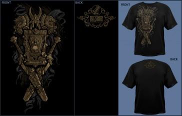 Camiseta Jinx WOW Warrior Legendary Class