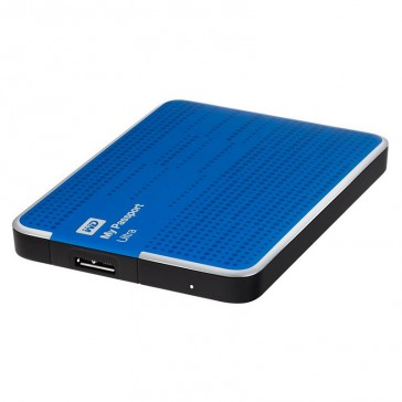 Western Digital 2TB My Passport Ultra - Azul