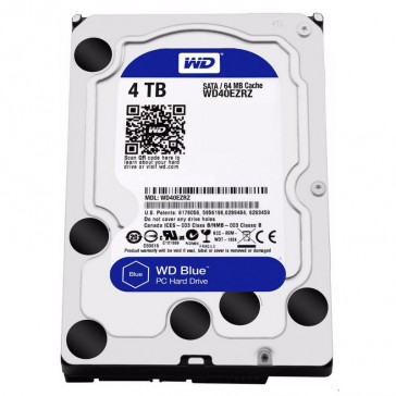 Disco Duro Western Digital Blue - WD40EZRZ - 4TB