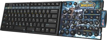 Teclado para Zboard World of  Warcraft:Wrath of