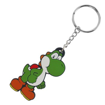 Llavero de goma Yoshi - Nintendo