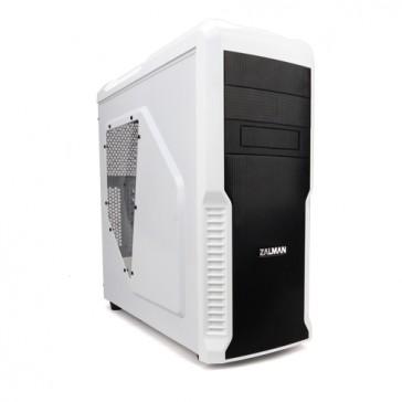 Caja Zalman Z3 Plus - Blanca - USB 3.0