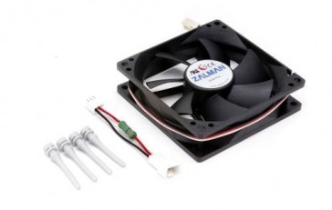 Ventilador Zalman ZM-F2 Plus  - 92mm