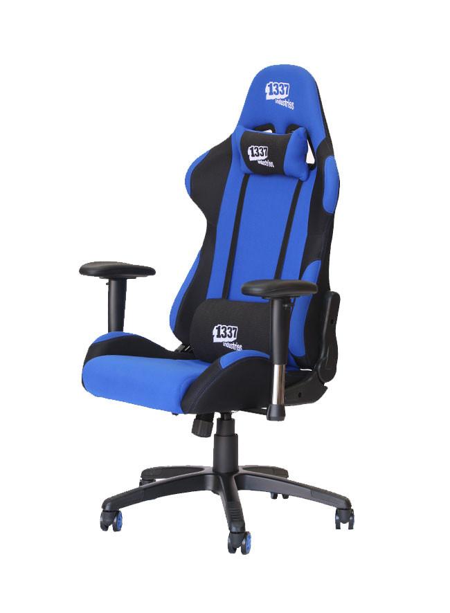 Comprar silla 1337 industries gc757 bl azul en 4frags for Silla 1337 industries