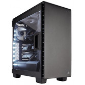 Caja Corsair Carbide Series Clear 400C Compact