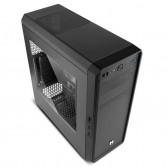 Caja NOX Hummer ZS Negra 2 x USB 3.0 Lector Negra