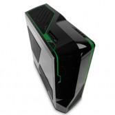 Caja NZXT Phantom Black/Green