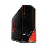 Caja NZXT Phantom Black/Orange
