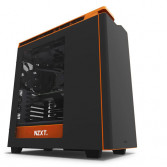 Caja NZXT H440 Negra/Naranja