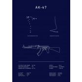 Poster CS:GO Coleccionista - AK-47