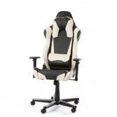Silla DXRacer Shield Series OH/RB1/NW Negra-Blanca
