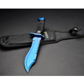 Cuchillo FadeCase Bowie - Blue Steel