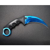 Cuchillo Fadecase Karambit Elite - Blue Steel