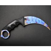 Cuchillo Fadecase Karambit Elite - Case Hardened