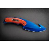 Cuchillo FadeCase Gut - Blue Steel