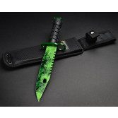 Cuchillo FadeCase M9 Bayonet - Emerald